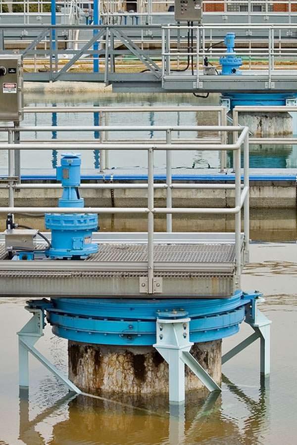 Water Sewage Wastewater Treatment Plants Facilities