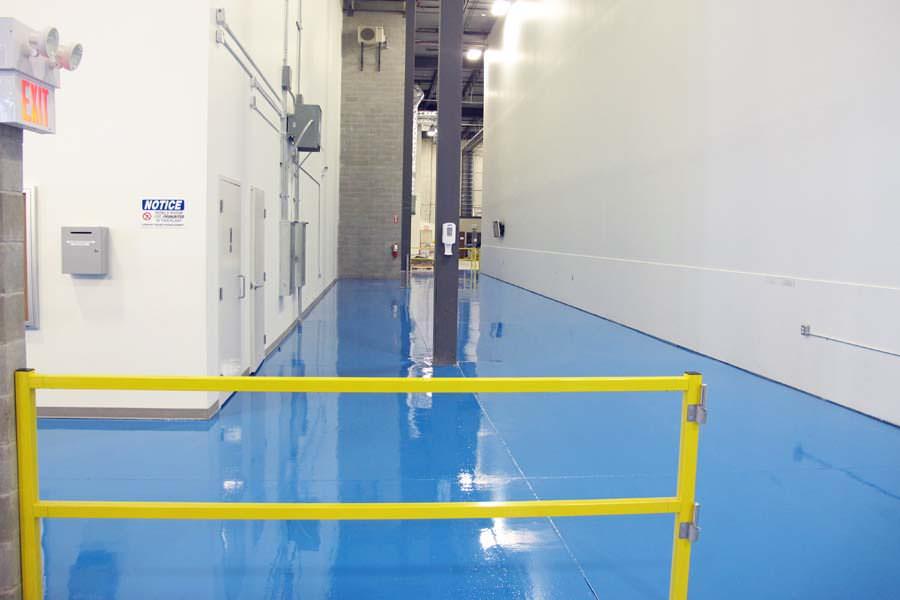 Epoxy Floor Painting Epoxy Floor Coating L Painters Of