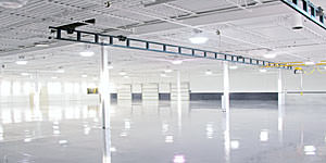 Commercial Painting Ceiling Wall Epoxy Floor