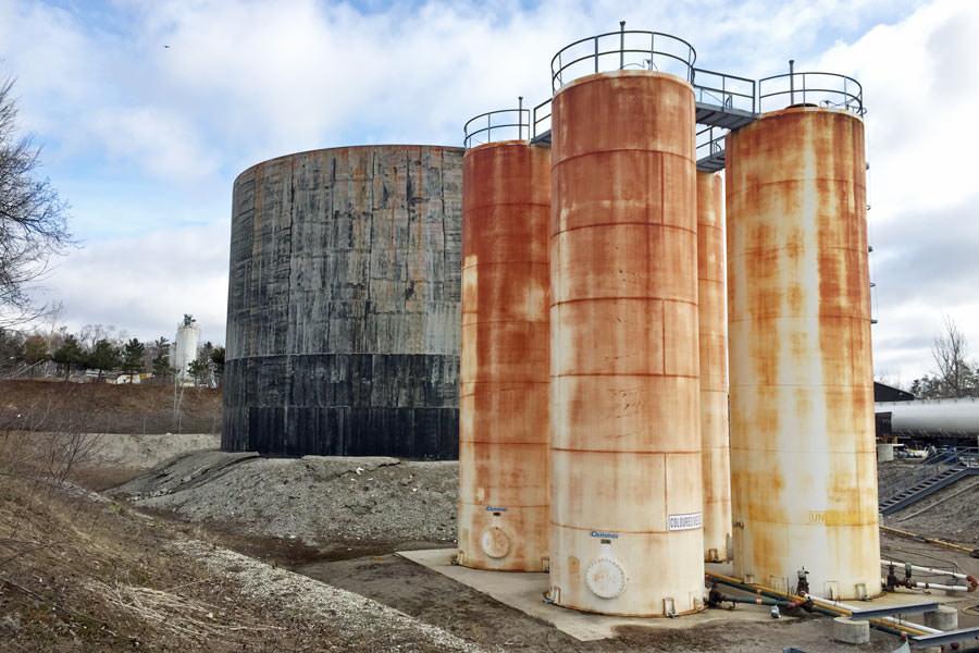Silo & Bulk Storage Tank Painting/Painters | Tank/Silo