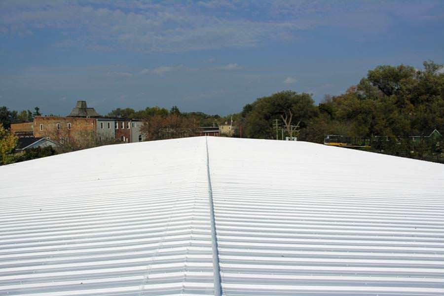 Roof Painting Painters L Manufacturing Industrial Building