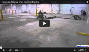 Industrial Building Painting & Cleaning